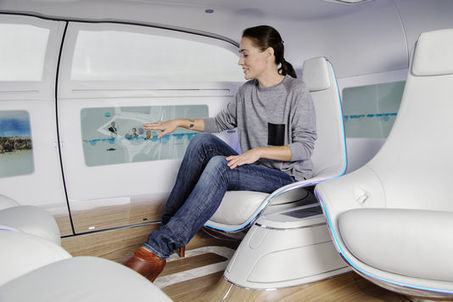 Rouler sans les mains, c'est pour demain | Mobilité du futur & Smart City | Scoop.it