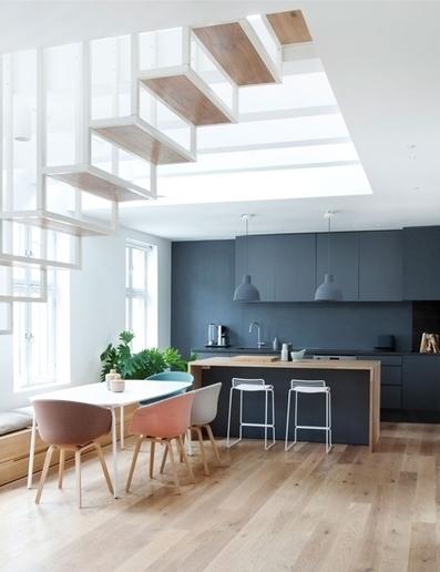 Loft in Oslo - crazy interior - Viskas apie interjerą | Interior ideas by E-interjeras | Scoop.it