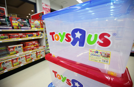 Toys 'R' Us U.K. Agrees To End Gender Marketing | Creativity in English Language Teaching (EFL) | Scoop.it