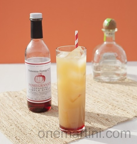 #DRINKRECIPE - Grenadine for Cocktails (and a Tequila Sunrise Cocktail Recipe)   Hospitality Management   Scoop.it