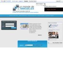 Moteur de recherche immobilier - Particuliers et Professionnels - Web Rank Info   News Immobilier   Scoop.it