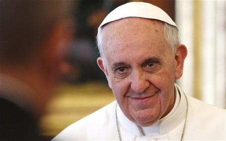 Pope Francis on Atheism | The Atheism News Magazine | Scoop.it