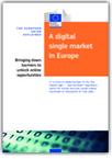 Un marché unique numérique pour l'Europe - Activités de l'Union européenne - EU Bookshop | Bonnes pratiques en documentation | Scoop.it