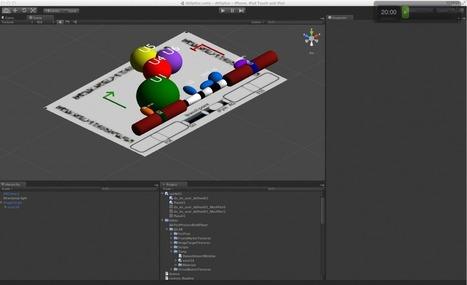 La réalité augmentée en bioinformatique   bioinfo-fr.net   Augmented Reality Stuff For You   Scoop.it