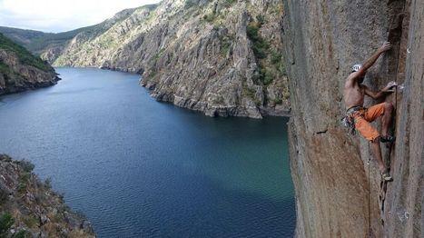Colgados del cañón del Sil | Galicia | Scoop.it