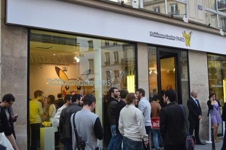 Pokémon : un lieu d'exposition éphémère à Paris | Culture Web | Scoop.it