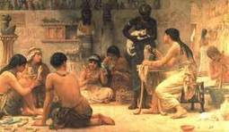 Daily Life in Ancient Egypt | SBS Ancient Egypt | Scoop.it