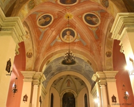 A tiny church with great paintings – San Giovanni Battista in Gradara | Le Marche another Italy | Scoop.it
