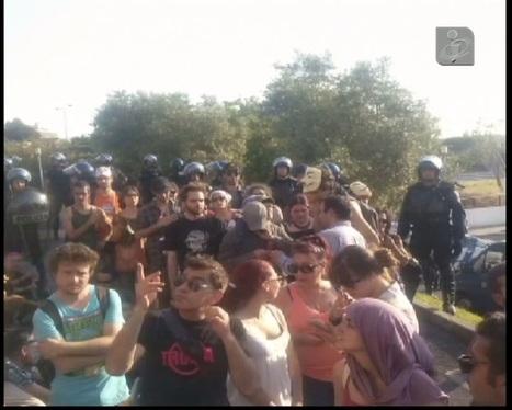 Greve Geral: 200 manifestantes cortam A5 | Greve Geral | Scoop.it