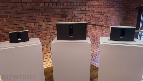 Bose SoundTouch Is a Simple, Sonos-Like Wireless Music System | Intresting | Scoop.it
