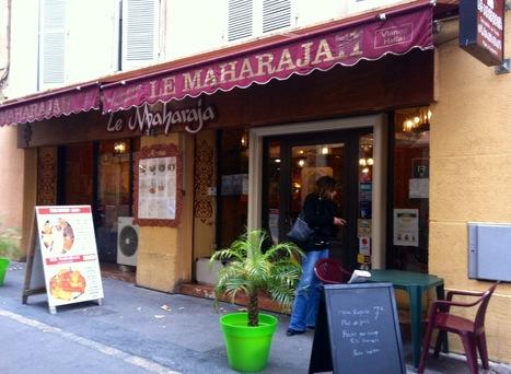 Restaurant le Maharaja: l'Inde à portée de fourchette | Aix-en-Provence | Scoop.it