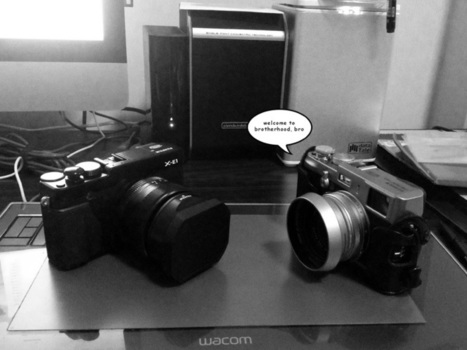 Living My Life: Fujifilm X-E1 » Ersan Rasubala   Fujifilm X-E1   Scoop.it
