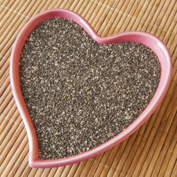 Chia Seeds: An Aztec Warrior's Secret Wellness Weapon | Snacks | Scoop.it