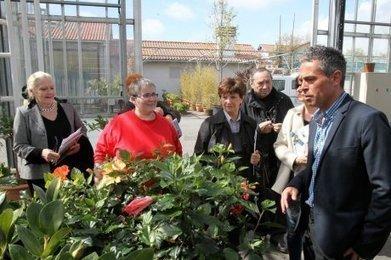 Jardins publics plus écolos - Biarritz | BABinfo Pays Basque | Scoop.it