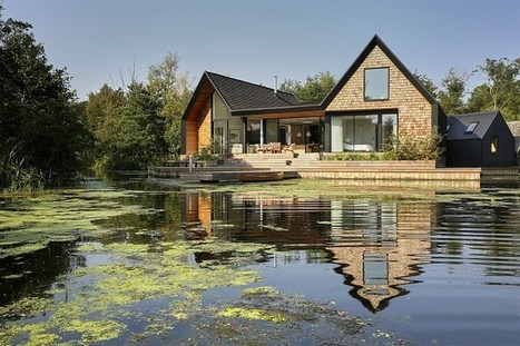 Backwater House by Platform 5 Architects | Architecture and Interior Design | Scoop.it