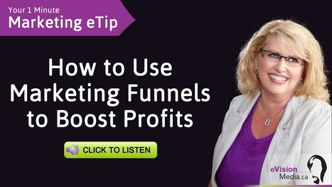 eTip: How to Use Marketing Funnels to Boost Profits | Inbound & Relationship Marketing | Scoop.it