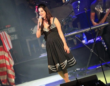 NEWS:<br/>Lana Del Rey performed this Thursday at La Riviera, Madrid, Spain. During... | Lana Del Rey - Lizzy Grant | Scoop.it