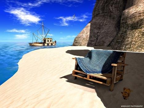 OTIUM Island   Second Life Today   Scoop.it