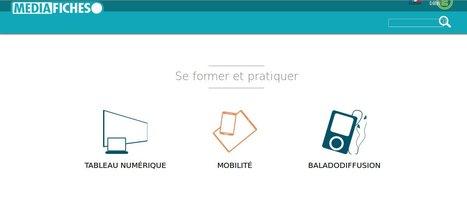 Les MédiaFICHES | sites pour les enseignants | Scoop.it