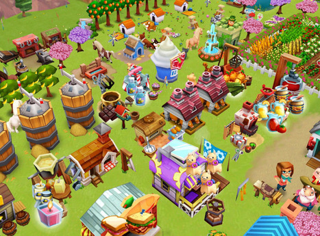 Storm8's mobile games have reached more than 400 million casual gamers (exclusive) | 社内クリッピング | Scoop.it