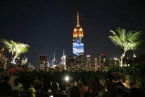 L'Empire State Building s'illumine pour les animaux en danger | KILUVU | Scoop.it