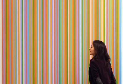 Bridget Riley wins the Sikkens Prize for her work in colour - New Statesman | Dutch Design and Art | Scoop.it