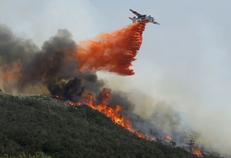 Drought, Fire, and the New Normal in the American West | Sustain Our Earth | Scoop.it
