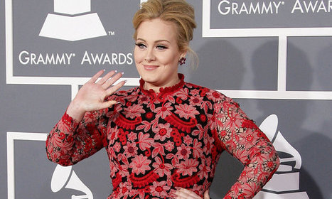 Adele Earns $42 Million Without New Tours Or Albums!! | Hollywoodneuz | Scoop.it