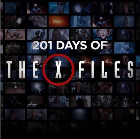 The X-Files: La cuenta regresiva comenzó. | Curiosidades y Ocio | Scoop.it