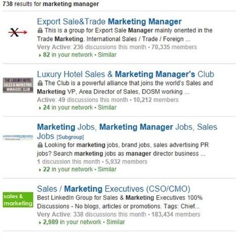 LinkedIn Targeting Capabilities: LinkedIn Advertising 101, Part 3 | LinkedIn Marketing Strategy | Scoop.it