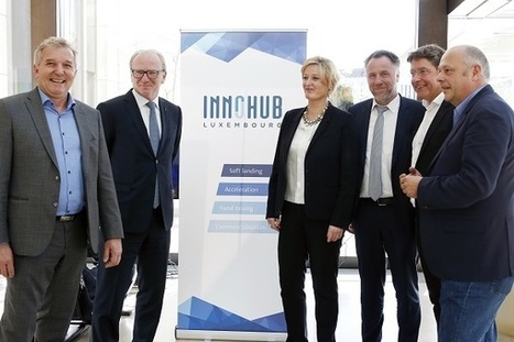Innohub Platform for Start-Ups in Luxembourg Announces Creation of 30 Jobs to date | #DigitalLëtzebuerg #ICT | Luxembourg (Europe) | Scoop.it