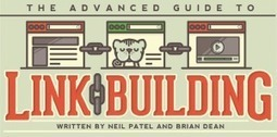 The Advanced Guide to Link Building   SEO   Scoop.it