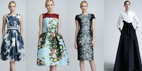 Lo stile e la classe visti da Carolina Herrera | fashion and runway - sfilate e moda | Scoop.it