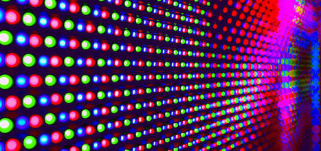 La LED la plus fine du monde a été créée ! - Hitek.fr   Nanotechnologies et Internet : 3ième révolution industrielle   Scoop.it
