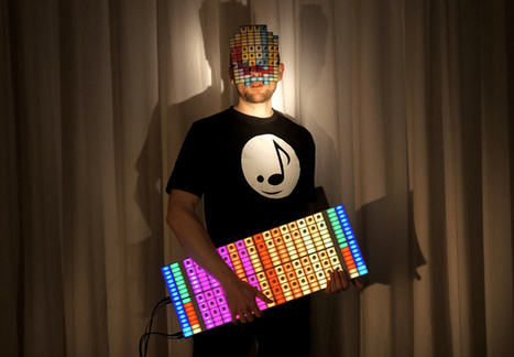 Check Out Zurich Artist Ander's Incredible Homemade Live Controller | DJing | Scoop.it