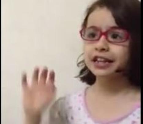 Niña de 7 años cuestiona los cuentos de princesas | Learn a Language to use it, use it to learn it ! | Scoop.it