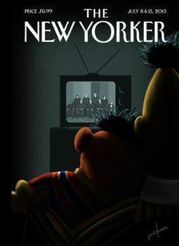 'The New Yorker' dedica su portada a la causa gay, con Epi y Blas ... - El País.com (España) | Análisis de prensa | Scoop.it