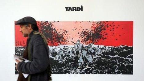 BD: Tardi dans les tranchées de la Grande Guerre au Festival d'Angoulême   Service de documentation du Centre National sur la Grande Guerre   Scoop.it
