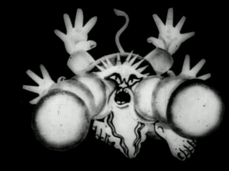 Watch Interplanetary Revolution (1924): The Most Bizarre Soviet Animated Propaganda Film You'll Ever See | La Longue-vue | Scoop.it