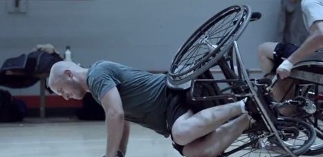 Adjacent Storytelling from Guinness: Wheelchair Basketball Ad - Brand Stories - New Age Brand Building | Brand Stories | Scoop.it