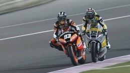 Lüthi and Márquez go head-to-head in Moto2™ | MotoGP World | Scoop.it