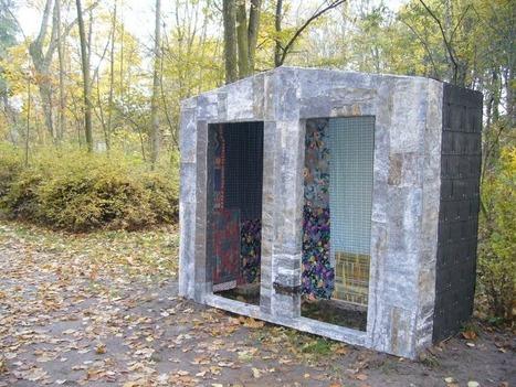 "Uve Schloen: ""Stations"" | Art Installations, Sculpture, Contemporary Art | Scoop.it"