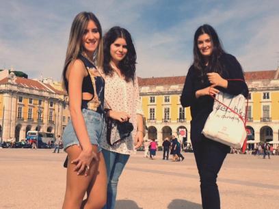 Maior viciado do Instagram ataca nas ruas de Lisboa | Tá Bonito