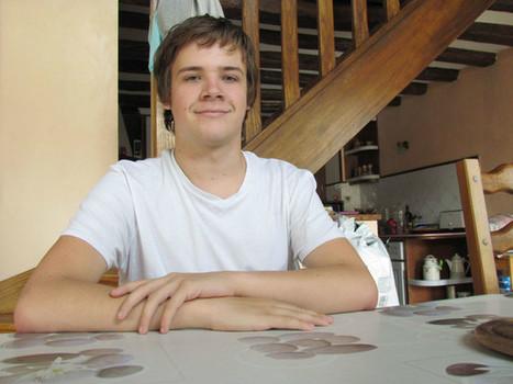 Mathieu Bonin, handicapé, lycéen et bachelier - Pays Briard | CaféAnimé | Scoop.it