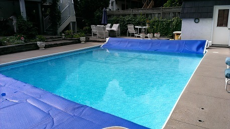 Automatic pool cover | Covers in Play | Scoop.it