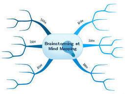 Le Mind Mapping un outil pour des brainstormings efficaces | Blog Signos | Cartes mentales, mind maps | Scoop.it