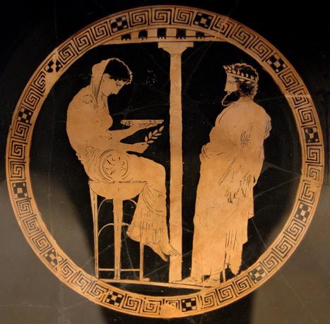 ROMA QVADRATA: G1: El universo griego | Mundo Clásico | Scoop.it