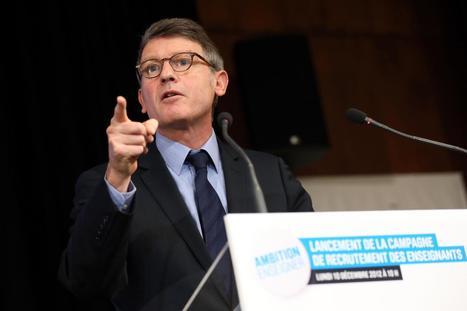 Les ambitions du plan Peillon-Fioraso - france - Directmatin.fr | Enseignement Supérieur et Recherche en France | Scoop.it
