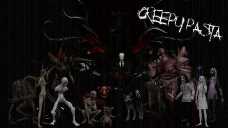 Has Creepypasta Reinvented Classic Folklore? - io9 | Literature & Psychology | Scoop.it