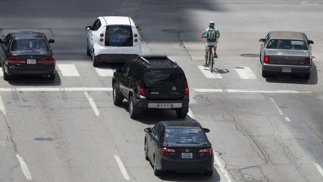 Collision course: Confusing laws vex Indiana drivers, cyclists - Indianapolis Star | personal injury lawyer | Scoop.it